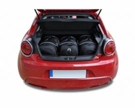 ALFA ROMEO MITO HATCHBACK 2008+   CAR BAGS SET 3 PCS