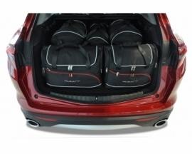 ALFA ROMEO STELVIO 2017+   CAR BAGS SET 5 PCS