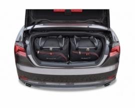 AUDI A5 CABRIO 2017+ | CAR BAGS SET 4 PCS
