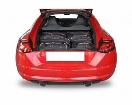AUDI TT 2014+ | CAR BAGS SET 4 PCS