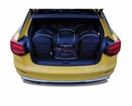 AUDI Q2 2016+ | CAR BAGS SET 4 PCS