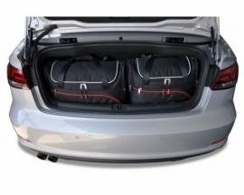 AUDI A3 CABRIO 2014-2016 | CAR BAGS SET 4 PCS