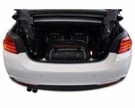 BMW 4 CABRIO, 2013- | CAR BAGS SET 3 PCS