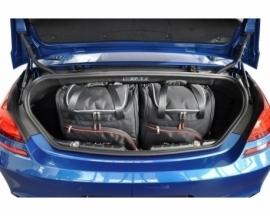 BMW 6 CABRIO 2011+ | CAR BAGS SET 4 PCS