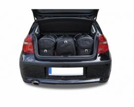 BMW 1 HATCHBACK 2004-2011 | CAR BAGS SET 3 PCS