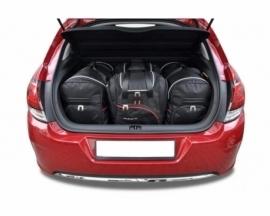 CITROEN C4 HATCHBACK 2010-2017 | CAR BAGS SET 4 PCS