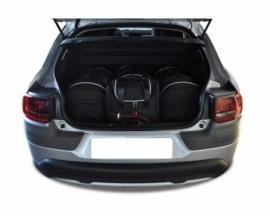 CITROEN C4 CACTUS 2014-2017 | CAR BAGS SET 4 PCS