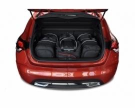 CITROEN DS4 2011-2015 | CAR BAGS SET 4 PCS