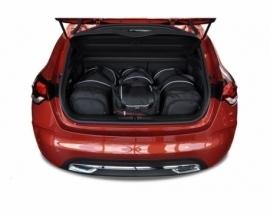 CITROEN DS4 HATCHBACK 2011-2015 | CAR BAGS SET 4 PCS