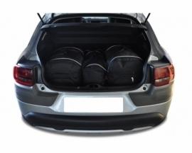 CITROEN C4 CACTUS 2014-2017 | CAR BAGS SET 3 PCS