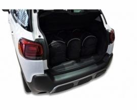 CITROEN C3 AIRCROSS 2017+ | CAR BAGS SET 3 PCS