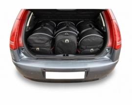 CITROEN C4 HATCHBACK 2004-2010 | CAR BAGS SET 3 PCS