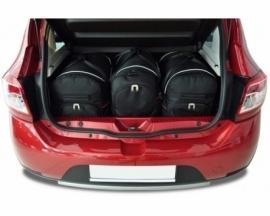 DACIA SANDERO 2011+   CAR BAGS SET 3 PCS
