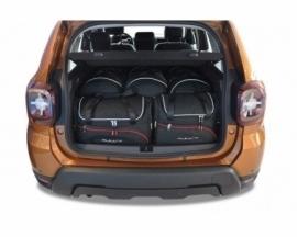 DACIA DUSTER 2017+   CAR BAGS SET 5 PCS