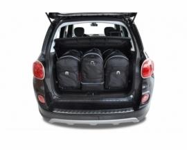 FIAT 500L 2012+ | CAR BAGS SET 3 PCS