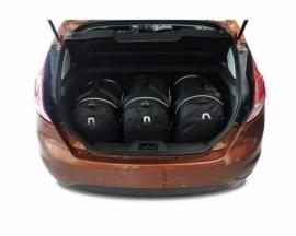 FORD FIESTA 2012-2017   CAR BAGS SET 3 PCS
