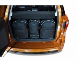 FORD ECOSPORT 2017+   CAR BAGS SET 3 PCS