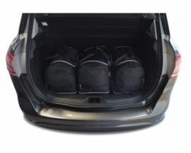 FORD B-Max 2012-2017   CAR BAGS SET 3 PCS