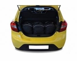 FORD KA PLUS 2017+   CAR BAGS SET 3 PCS