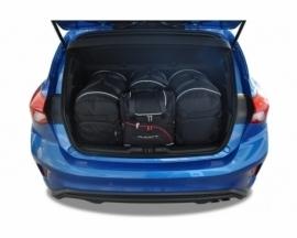 FORD FOCUS HATCHBACK 2018+   CAR BAGS SET 4 PCS