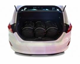 FORD FIESTA 2017+   CAR BAGS SET 3 PCS