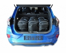 FORD PUMA 2019+   CAR BAGS SET 3 PCS