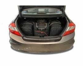 HONDA CIVIC LIMOUSINE 2012-2017 | CAR BAGS SET 4 PCS