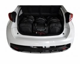 HONDA CIVIC HATCHBACK 2012-2017 | CAR BAGS SET 4 PCS