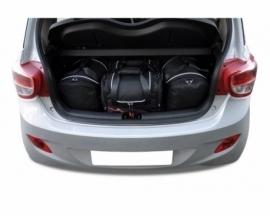 HYUNDAI i10 2013+   CAR BAGS SET 4 PCS