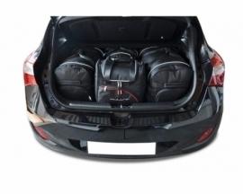 HYUNDAI i30 HATCHBACK 2012-2016   CAR BAGS SET 4 PCS