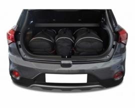 HYUNDAI i20 2014+   CAR BAGS SET 3 PCS