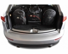 INFINITI FX35 2003-2009 | CAR BAGS SET 4 PCS