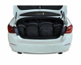 INFINITI Q50 2013-2017 | CAR BAGS SET 4 PCS