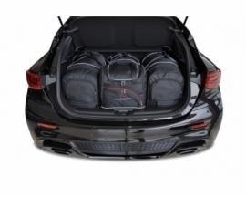 INFINITI QX30 2016+ | CAR BAGS SET 4 PCS