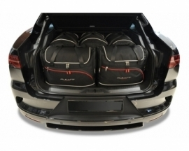 JAGUAR I-PACE 2018+   CAR BAGS SET 5 PCS