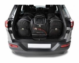 JEEP CHEROKEE 2014+   CAR BAGS SET 4 PCS