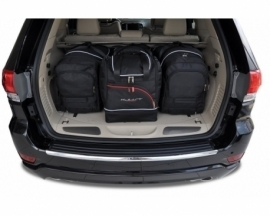 JEEP GRAND CHEROKEE 2010+   CAR BAGS SET 4 PCS