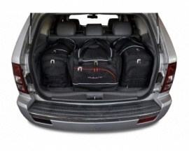 JEEP GRAND CHEROKEE 2004-2010   CAR BAGS SET 4 PCS