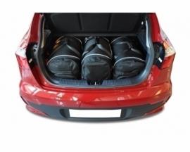 KIA RIO HATCHBACK 2011-2016   CAR BAGS SET 3 PCS