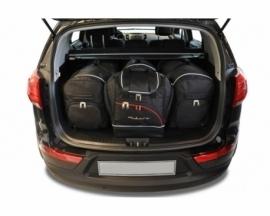 KIA SPORTAGE 2010-2016   CAR BAGS SET 4 PCS