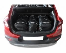 KIA STONIC 2017+   CAR BAGS SET 3 PCS