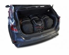 KIA CEE'D HATCHBACK 2018+   CAR BAGS SET 4 PCS