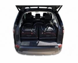 LAND ROVER DISCOVERY 2016+   CAR BAGS SET 5 PCS