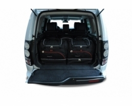 LAND ROVER DISCOVERY 2010-2016   CAR BAGS SET 5 PCS