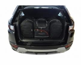 LAND ROVER RANGE ROVER EVOQUE SUV 2011+   CAR BAGS SET 4 PCS