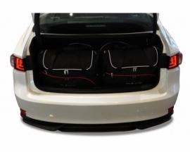 LEXUS IS 2013+ | CAR BAGS SET 4 PCS