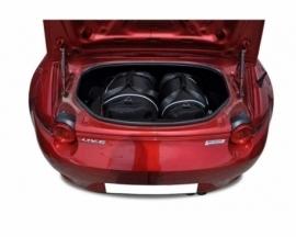 MAZDA MX-5 2015+ | CAR BAGS SET 2 PCS