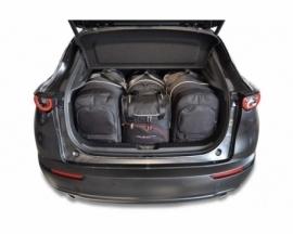 MAZDA CX-30 2019+   CAR BAGS SET 4 PCS