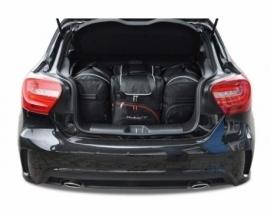 MERCEDES-BENZ A HATCHBACK 2012-2017 | CAR BAGS SET 4 PCS