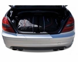 MERCEDES-BENZ SLK 2004-2011 | CAR BAGS SET 2 PCS